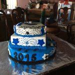 QL Grad Cake