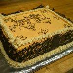 QL - Orange Cake