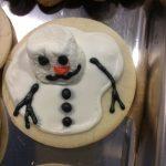 QL Snowman melting