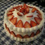 QL - Strawberry Cake